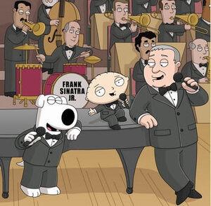 Brian Sings And Swings Family Guy Wiki