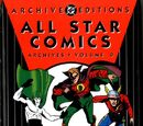 All-Star Comics Archives Vol. 0 (Collected)