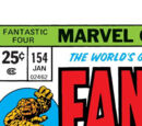 Fantastic Four Vol 1 154