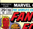 Fantastic Four Vol 1 166