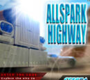 Transformers Allspark Highway Game