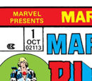 Marvel Presents Vol 1 1