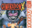 Generation X Annual Vol 1 1997