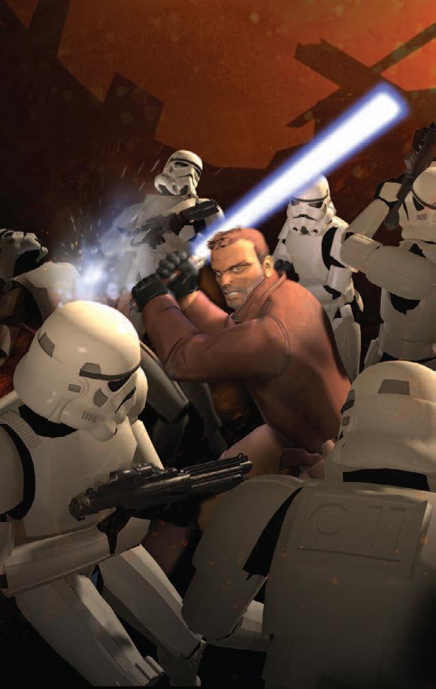 Star Wars Kyle Katar 5