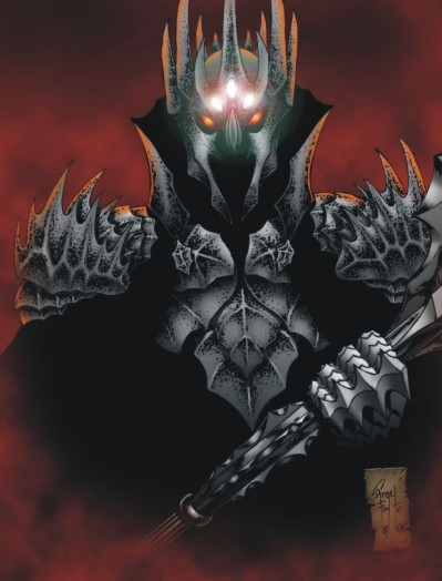 Lord Of The Rings Sauron Wiki