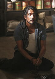Sayid Flashback 3x11