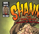 Shanna the She-Devil: Survival of the Fittest Vol 1