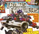 Transformers Magazine issues