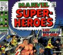 Marvel Super-Heroes Vol 1 22