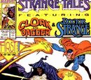 Strange Tales Vol 2 1