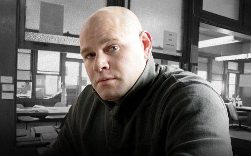 Thomas Hauk - The Wire Wiki - HBO TV series