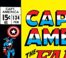 Captain America Vol 1 134