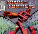 Transformers in 3-D issue 2