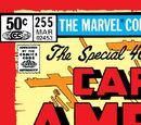 Captain America Vol 1 255