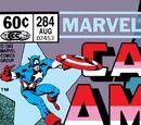 Captain America Vol 1 284
