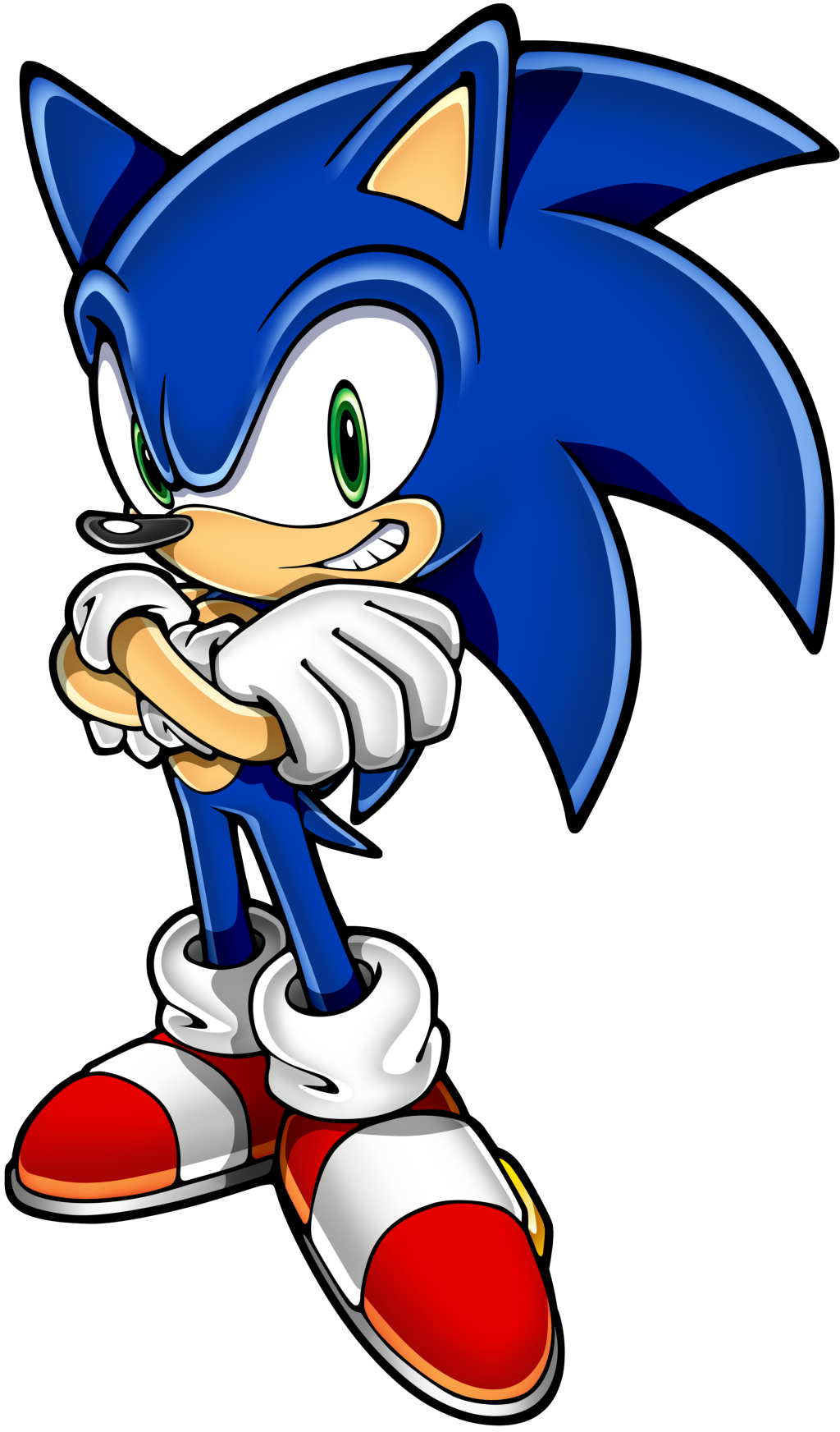 File:Sonic_the_Hedgehog_Rush_Adventure on Donkey Mask Template