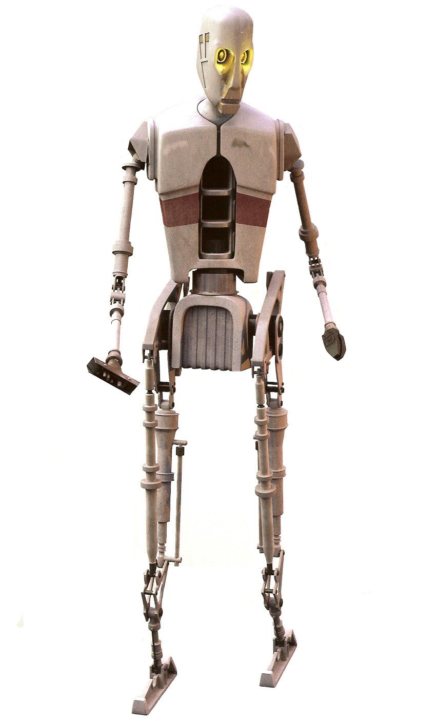 8D Smelter Droid Wookieepedia The Star Wars Wiki
