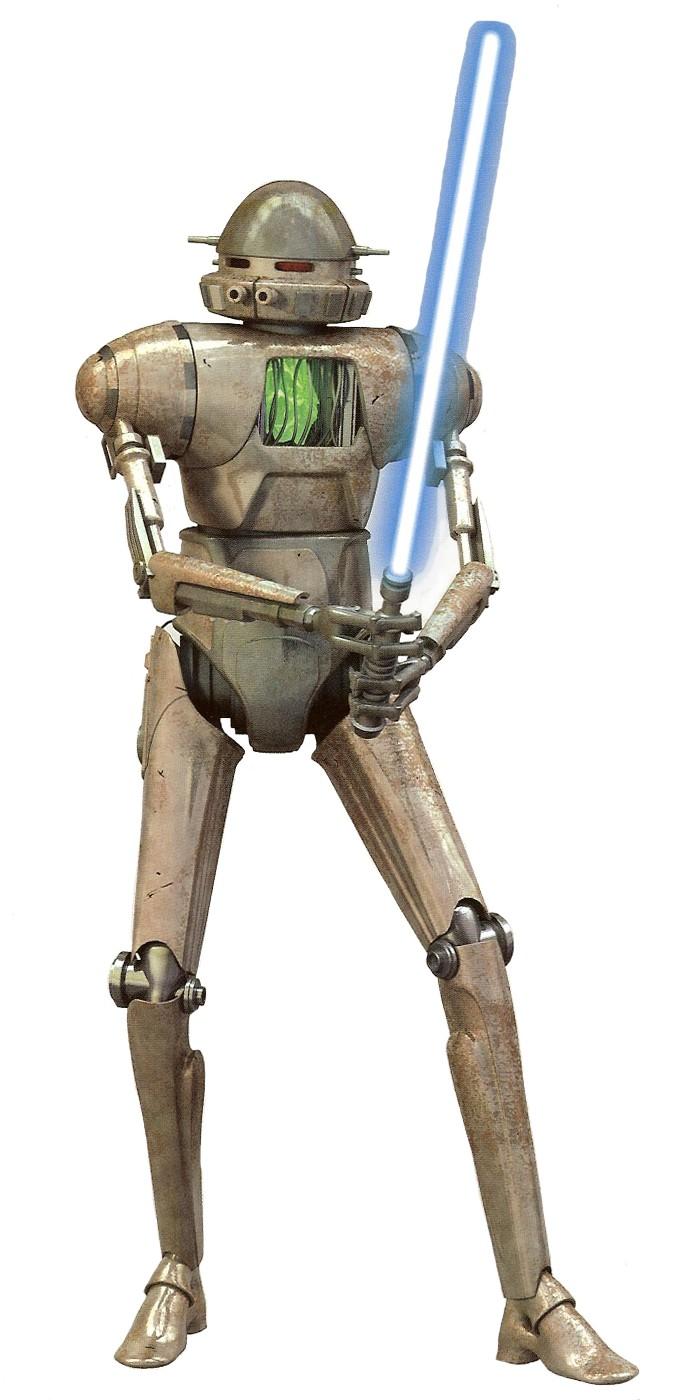 Iron Knight Wookieepedia The Star Wars Wiki