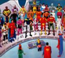 Justice League of America: The Lightning Saga