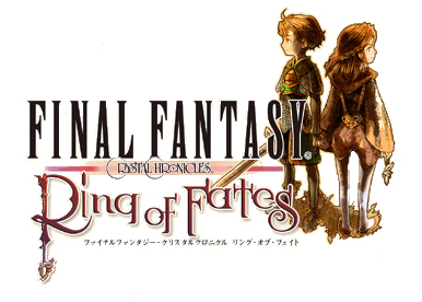 Crystal Chronicles How To Get Rings