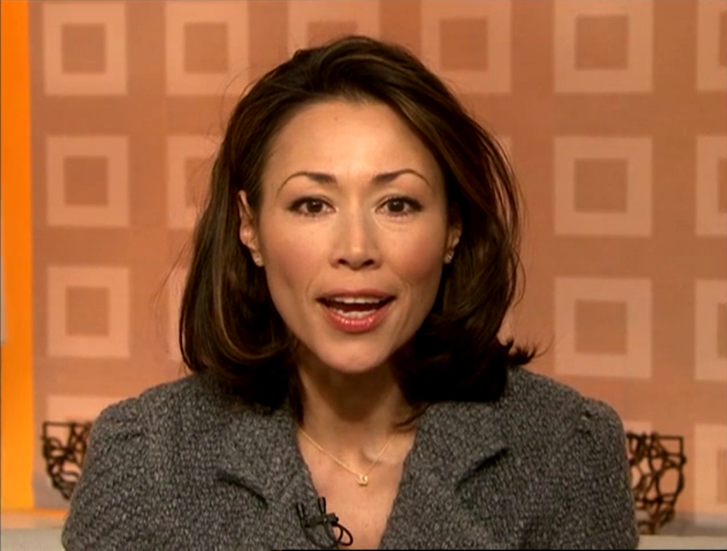 Ann Curry Is Every Woman Cast Aside for a 'Sh*tty Media Man'
