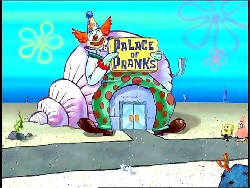 bikini bottom buildings - photo #8