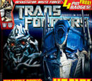 Transformers Comic issue 4