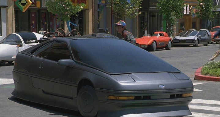Ford probe futurepedia the back to the future wiki