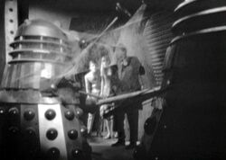 The Power of the Daleks-title