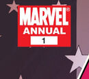Avengers: The Initiative Annual Vol 1 1