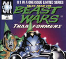 Beast Wars issues