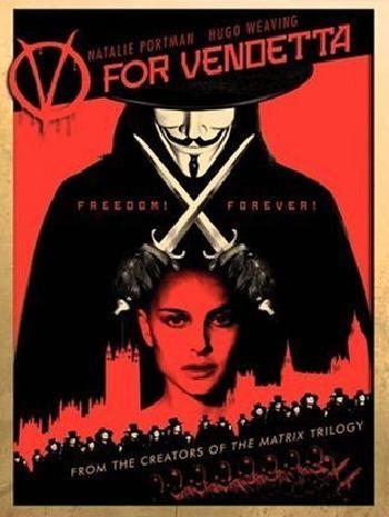 FileV for Vendetta movie  V For Vendetta Movie Poster
