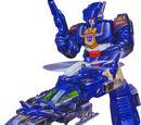 Blue Bacchus