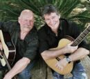 Terry Talbot and Barry McGuire (Artist)