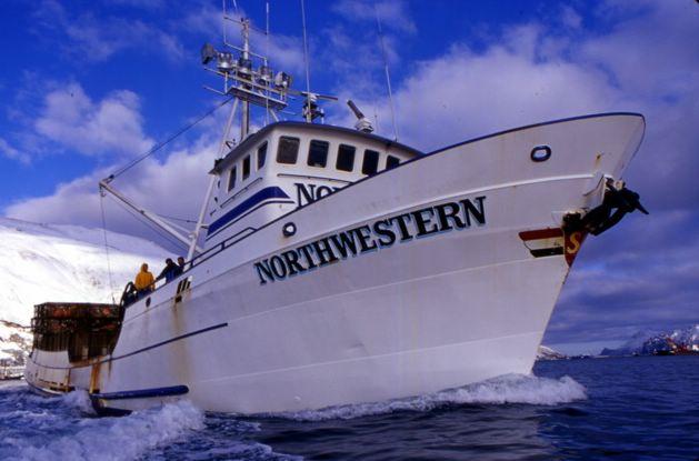 Northwestern Crab Boat