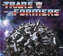 Madman Transformers Comic