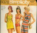 Simplicity 9378