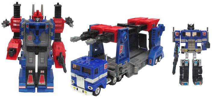 G1 UltraMagnusPreviewVersion toyUltra Magnus Toy