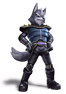 Wolf O Donnell Smashpedia The Super Smash Bros Wiki