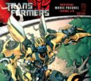 Prime Directive (IDW) issue 3