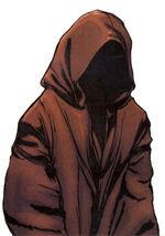 Hooded jedi