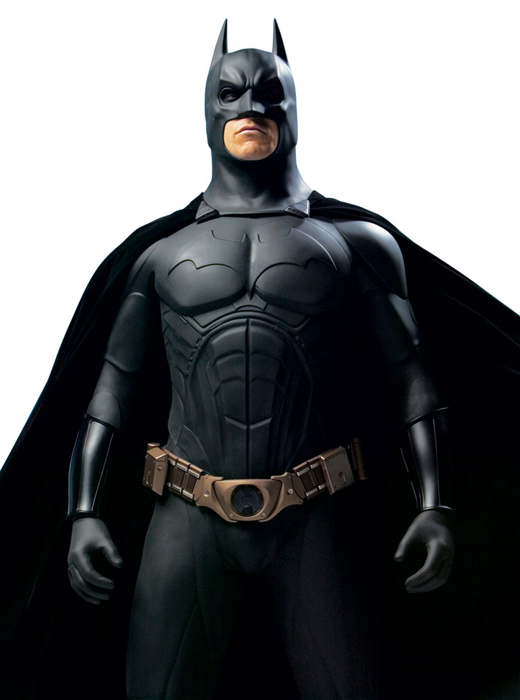 Cinematic History Of The Batsuit