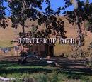 Episode 215: A Matter of Faith