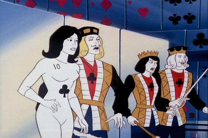 Royal Flush Gang - SuperFriends Wiki