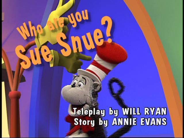 episode 102 who are you sue snue muppet wiki