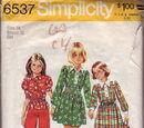 Simplicity 6537