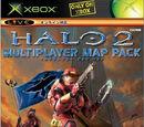 Halo 2 マルチプレイヤー マップ パック