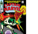 Captain Marvel Vol 1 2