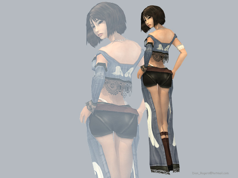 3d final fantasy tifa sex - 3 5