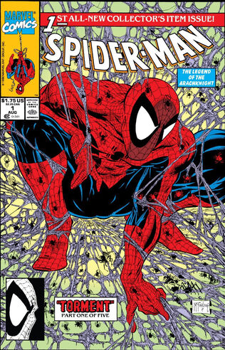 [Comics] Plagios , Homenajes o similes... 316px-Spider-Man_Vol_1_1